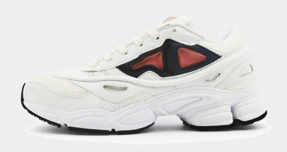 Raf Simons x Adidas Consortium Ozweego 2 белые